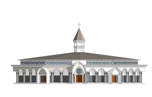 Konsep Gereja Paroki 2009