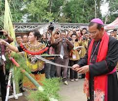 """Pesan Ketua KWI Mgr. Martinus D Situmorang OFM Cap, :""""Orang muda Gereja jangan tidur"""""""