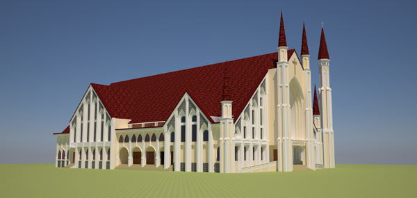 Cat Gereja