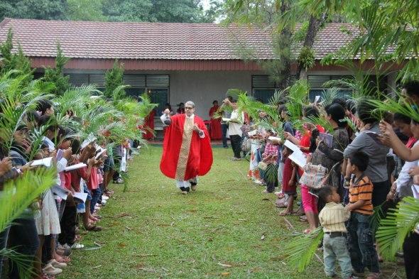 Pastor Fernando di Rumbai