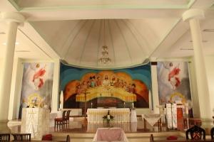 Gereja katolik St. Fransiskus Assisi Padang Baru, Padang,