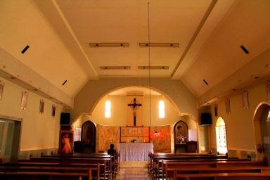Gereja Katolik St. Petrus Apostel, Padang Panjang, Sumatera Barat