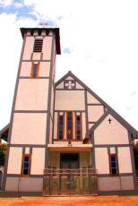 Gereja Katolik St. Fidelis, Payakumbuh, Sumatera Barat