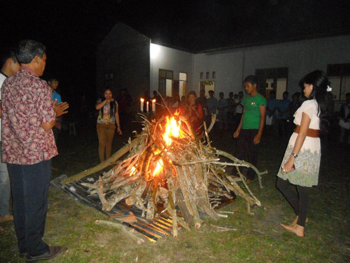 Perayaan Natal OMK - St Fransiskus Xaverius Bukit Payung