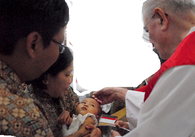baptis bayi