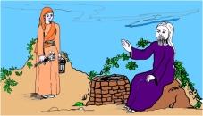 Yesus dan Perempuan Samaria