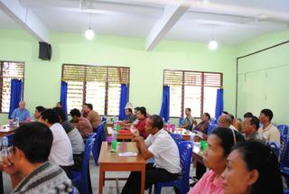 Peserta Pertemuan WIlayah I - Nov 2014