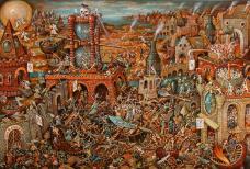 Purgatory by Sergey Tyukanov / Catholioc-cahilic.com