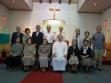 bersama dengan para lansia dalam acara Keiro no Hi di gereja Musashigaoka 7 September 2014