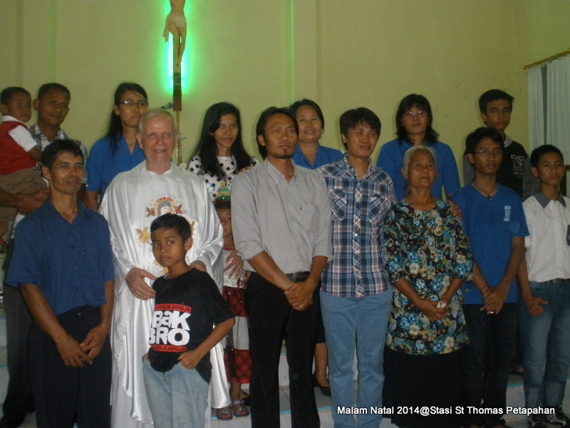 Fotobersama pengurus dan WKRI / Dok. Sr Leonisia FCJM