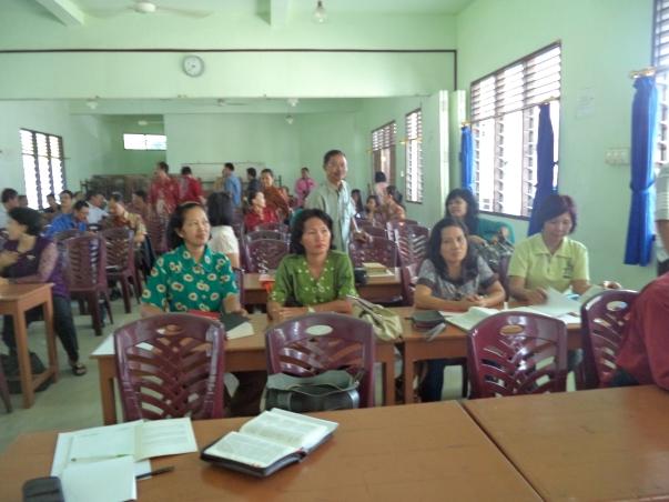 Seminat tahun iman 2014 / Dok Admin