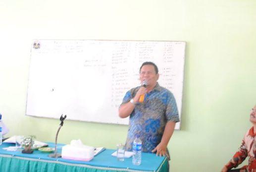 Wakil Ketua 1 terpilih : Bpk Yohanes Sutrisno / Dok Admin