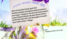 wp 2015 april paskah