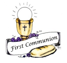 First Communion / Sumber Internet