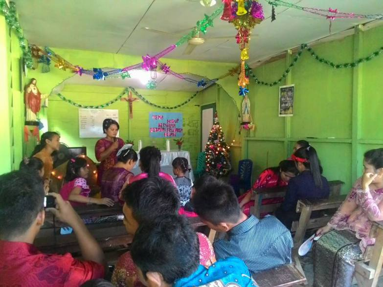 Sriwijaya natal 1