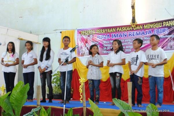 BIR St Theresia Kanak-kanak Yesus Takuana