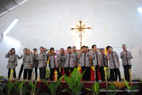 BIR Stasi St Philipus Arengka Ujung