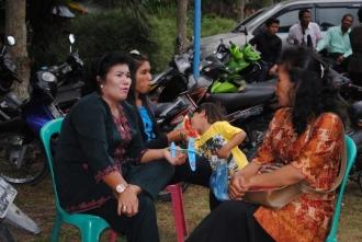 Keluarga (Foto BKSN Wil 4 2013)