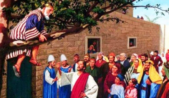 Yesus dan Korupsi